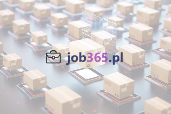 Pracownik Sektora Logistyki